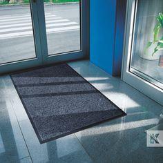Wash-Horse   Kleen-Tex Shop Ultra absorbent 100 % cotton washable floor mats. #kleentex #kleentexshop #washhorse World Leaders, Beautiful Space, Floor Mats, Black And Grey, Horses, Flooring, Shop, Cotton, Wood Flooring