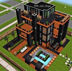 Sims Freeplay House Ideas 500 Articles And Images Curated On Pinterest In 2020 Sims Freeplay Houses Sims Sims Free Play