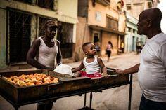 Postcards from Cuba: street life scenes of Havana – in pictures