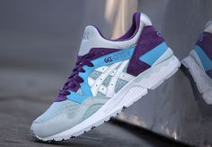 06d13902a060 Asics Gel Lyte V Rugged Winter Light Blue. Newly added is the Asics Gel Lyte  V Rugged Winter in light blue and purple.