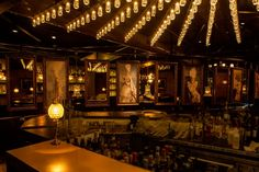 Cameo lounge bar by shahar weiss studio & bald studio & cohen tzach lighting, Tel-Aviv – Israel » Retail Design Blog