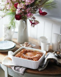 Sticky Toffee Pudding with Toffee Sauce - by Martha Stewart recommended by Bakerella soooooo it has to be good right?