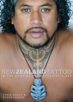 New Zealand Tattoo, the book