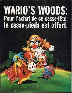 Retro ads for video games
