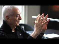Iconic Designer Massimo Vignelli on Intellectual Elegance, Education and Love
