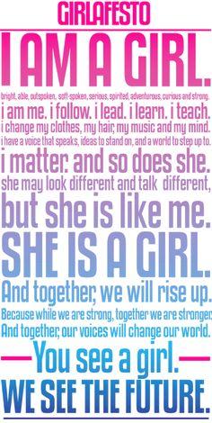 Global girl power