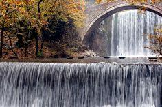"""waterfalls"" by vaios visvikis, via 500px."