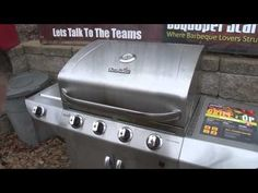 Grill Blaster Demo for Gas Grills