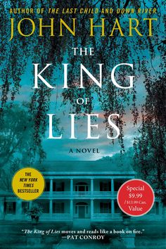 The King of Lies: A Novel: John Hart: 9781250104540: Amazon.com: Books