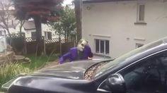 Joker plays banana prank on hulk and spiderman , the increadable hulk and spidey…