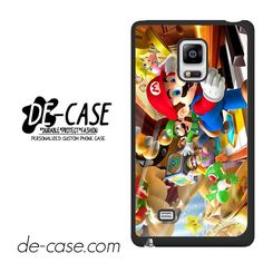 Mario Bross Game DEAL-6888 Samsung Phonecase Cover For Samsung Galaxy Note Edge