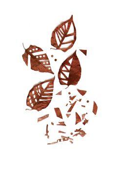 cut leaves (mary jo hoffman)