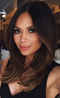 Make up & hair Ombre Hair, Balayage Hair, Subtle Balayage, Bayalage, Cheveux Ombré Hair, Marianna Hewitt Hair, Medium Hair Styles, Long Hair Styles, Hair Affair