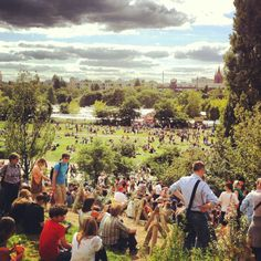 Mauerpark, Berlin #TheCrazyCities #crazyBerlin