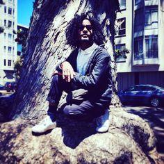 LLANE ALEXIS // During a Victorian San Francisco Walk Tour http://www.quitokeeto.com/collections/llane-alexis