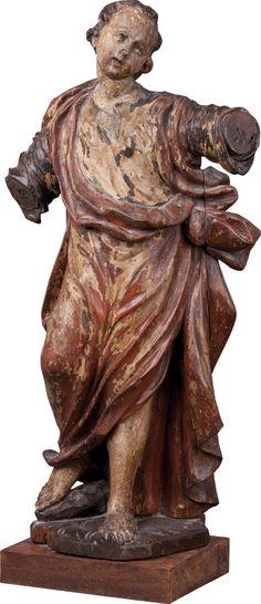 Svatý Jan Evangelista Greek, Auction, Statue, Art, Art Background, Kunst, Performing Arts, Greece, Sculptures