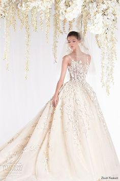 Ziad Nakad 2015 Wedding Dresses — The White Realm Bridal Collection | Wedding Inspirasi