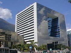 Parque Cristal. Caracas, Venezuela I used to work there :)