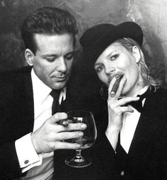 Nine 1/2 Weeks (1986) - Kim Basinger as Elizabeth and Mickey Rourke as John, directed by Adrian Lyne