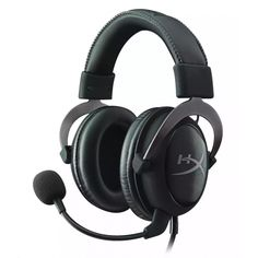 Kingston HyperX Cloud II Gaming Headset Gun Metal Produktivitás de8b86f9b2