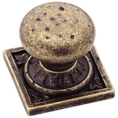 Buy the Amerock Weathered Brass Direct. Shop for the Amerock Weathered Brass Ambrosia Inch Mushroom Cabinet Knob and save. Brass Cabinet Hardware, Cabinet And Drawer Knobs, Kitchen Hardware, Kitchen Handles, Kitchen Sale, Brass Kitchen, E Room, Big Houses, Lowes Home Improvements