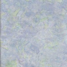 Benartex Serenity Triple Dyed Bali Batiks $9.99 Yard