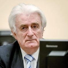 Former Bosnian Serb leader Radovan Karadzic is found guilty of genocide.