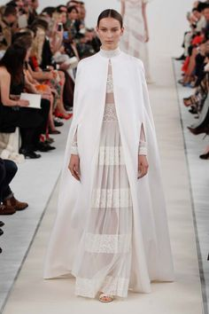 Valentino Couture Collection Show In New York | Fashion | Grazia Daily