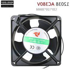 33.29$  Watch now - https://alitems.com/g/1e8d114494b01f4c715516525dc3e8/?i=5&ulp=https%3A%2F%2Fwww.aliexpress.com%2Fitem%2FWelding-Machine-Aluminum-Shell-Cooling-Fan-380v-Copper-Wire-Motor-Arc-Tig-Ws-120-120-38mm%2F32627620540.html - Welding Machine Aluminum Shell Cooling Fan 380v Copper Wire Motor Arc Tig Ws 120*120*38mm 33.29$