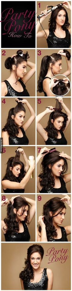 Faszination Hairstyle: Volumenzauber