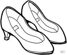 Risultati immagini per scarpe disegni