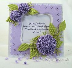 Many terrific cardmaking tutorials on the site of this talented crafter (kittiecraft).