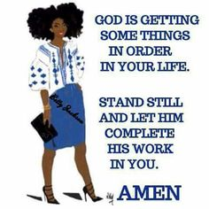 Amen God is always working on us even when it seems that He is not there!!  Willine & Annette   Can testify to this!  Amen!