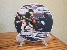 TOM PETTY CD Desk Clock Greatest Hits  Stand by RecordsAndStuff, $20.00