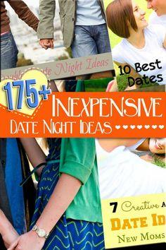 175 Fun Date Ideas
