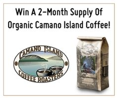 Coffee Giveaway - Enter to Win a 2-Month Supply of Organic Coffee - 5 Winners - Ends August 29