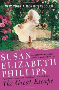 The Great Escape: A Novel by Susan Elizabeth Phillips, http://www.amazon.com/dp/006210618X/ref=cm_sw_r_pi_dp_ffwErb17B6X88