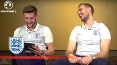 Liverpool FC pair Adam Lallana and Jordan Henderson have their friendship tested as each player has a go at answering correctly 5 questions relating to the o. Liverpool Football Club, Liverpool Fc, Friendship Test, Roommates, Jordans, Polo Ralph Lauren, Wellness, Play, Film