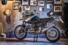 Moto Sumisura GS 1150 WUALLABY