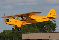 Piper J-3C-65 Cub Piper J3 Cub, Piper Aircraft, Desktop Photos, Float Plane, Vintage Airplanes, July 28, Aircraft Pictures, Aviation Art, Great Photos