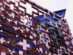 Birmingham, UK the cube !