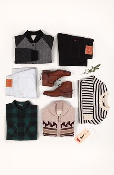 Cross off the whole list. We've got something for everyone. Today's winner gets it all: every Levi's gift from the previous days. Re-pin this - or pin an item from your wish list - with #LevisBeGifted for the chance to win. Our final winner will be contacted at the end of the day on December 9th, so get pinning!  #LevisBeGifted