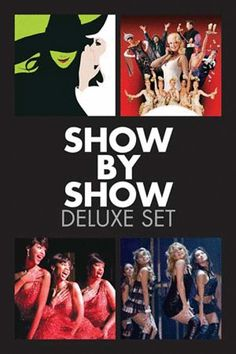 BROADWAY/HOLLYWOOD MUSICALS: SHOW-BY-SHOW DELUXE EDITION Paperback - Most comprehensive reference available. Over 300 Broadway shows and 300 Hollywood films, with casts, credits, songs, plot summaries, photos.
