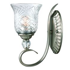 $130  Buy the Golden Lighting 8118-1W PW Pewter Direct. Shop for the Golden Lighting 8118-1W PW Pewter Alston Place 1 Light Bathroom Sconce - 5 Inches Wide and save.