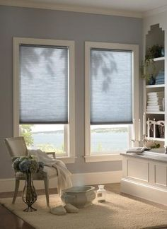 Qadvanced Automated Honeycomb Shades-available in more than 130 colors
