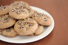 Soft and chewy Nutella chocolate chip cookies   Kirbie's Cravings   A San Diego food blog