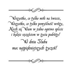 agnieszkapasjonata: Życzenia ślubne cz. II... darmowe digi stempelki Wedding Tips, Wedding Cards, Wedding Stuff, Special Quotes, Holidays And Events, Motto, Decoupage, Diy And Crafts, Poems