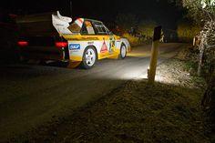 Legenden der Leidenschaft // Mit Volkswagen Motorsport bei der Rallylegend 2015 - von Tony Passig für Heldth