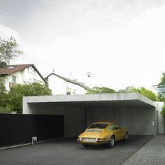 Dongus Architekten - Garage R - Leonberg - 2005
