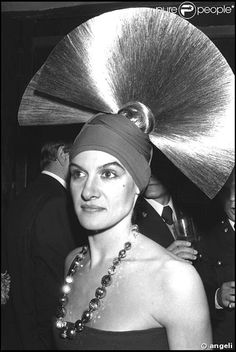 Paloma Picasso the 80's!